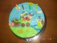 Melcsi tortája - Készítette: Anyukája
