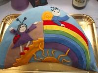 Noa születésnapi tortája - Készítette: Raj Ráchel