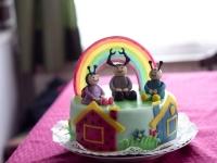 Somogyi Dóri tortája - Ki készítette a tortát: Pavelka Melinda