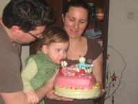 Emesének - Ki készítette a tortát: Zavatzky Hajnalka Emese anyukája