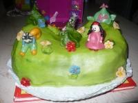 Lili 2.szülinapjára - Ki készítette a tortát: Ribiszke cuki Siófok