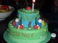 Csengének - Ki készítette a tortát: Vanilin cukrászda