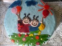 Szücs Noéminek 3.szülinapra Ki készítette a tortát: Ottófiné Tarró Zsuzsanna